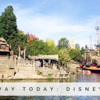 Getaway Today: Disneyland