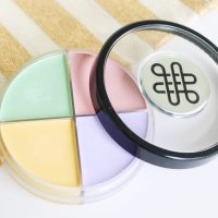 Omiana Camouflage Concealer Wheel Review